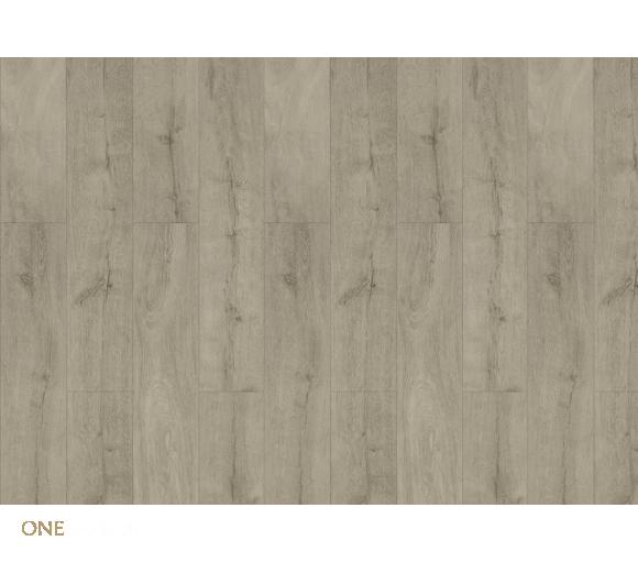 Виниловый пол LG Decotile Серебристый дуб 2,5 мм