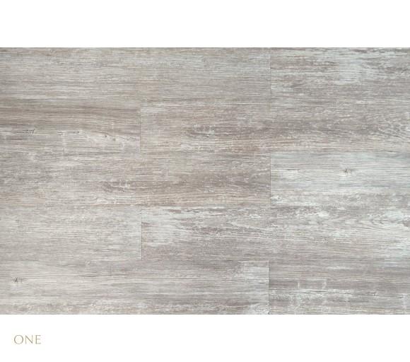 Виниловый пол LG Decotile Серебристая Сосна 2,5 мм