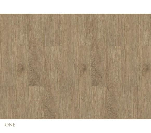 Виниловый пол LG Decotile Выбеленный дуб 2,5 мм